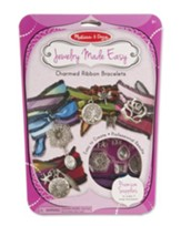 Charmed Ribbon Bracelets Kit