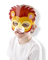 Safari Masks Activity