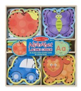Alphabet Lacing Cards Activity Kit