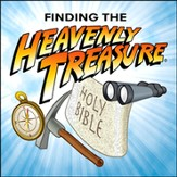 Heavenly Treasure VBS Sticker, Package of 25
