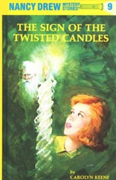 The Sign of the Twisted Candles, Nancy Drew Mystery Stories Series #9