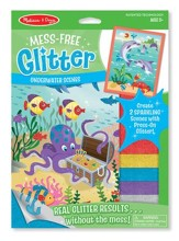 Underwater Scenes Activity Kit
