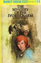 The Mystery of the Ivory Charm, Nancy Drew Mystery Stories Series #13