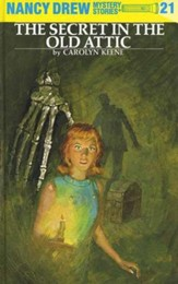 The Secret in the Old Attic, Nancy Drew Mystery Stories Series #21