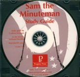 Sam the Minuteman Study Guide on CDROM
