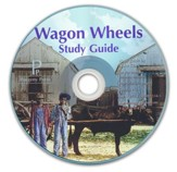 Wagon Wheels Study Guide on CDROM
