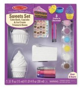 Decorate Your Own, Sweets Set