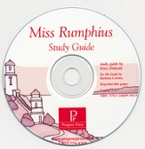 Miss Rumphius Study Guide on CDROM
