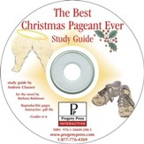 Best Christmas Pageant Ever Study Guide on CDROM