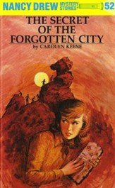 The Secret of the Forgotten City, Nancy Drew Mystery Stories Series #52