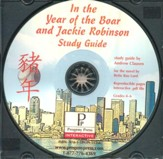In the Year of the Boar and Jackie Robinson Study Guide on CDROM