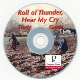 Roll of Thunder, Hear My Cry Study Guide on CDROM