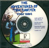 Adventures of Tom Sawyer Study Guide on CDROM