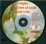 Crispin: The Cross of Lead Study Guide on CDROM
