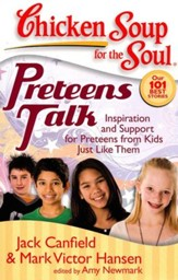 Preteens Talk-Inspiration and Support For Preteens From Kids Just Like Them