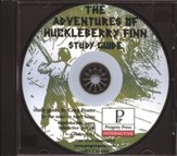 Adventures of Huckleberry Finn Study Guide on CDROM
