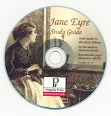 Jane Eyre Study Guide on CDROM