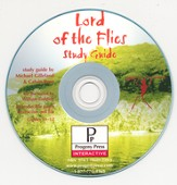 Lord of the Flies Study Guide on CDROM