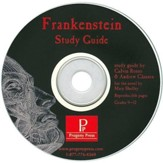 Frankenstein Study Guide on CDROM