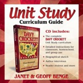 Davy Crockett: Ever Westward, Unit Study and Curriculum Guide