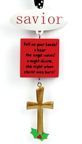 Savior Ornament