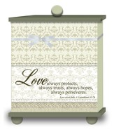 Treasured Times Box, Love Always Protects