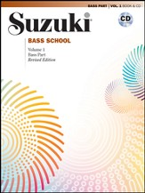 Suzuki Bass School 1 / Book & CD