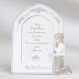 My First Communion Photo Frame, Boy