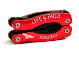 Personalized, Eagle Red Multi Tool