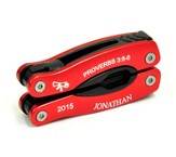 Personalized, Graduation Red Multi Tool