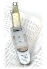 Hydraulic Pop-Up Book Light, Thy Word, Silver