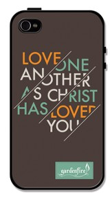 Love One Another, iPhone 4 Case