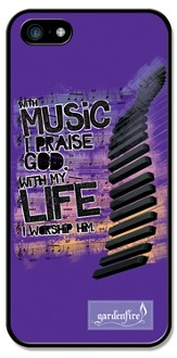 With My Life, I Worship Him, iPhone 5 Case