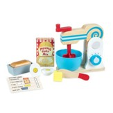 Wooden Make-A-Cake, Pretend Play Activity Set