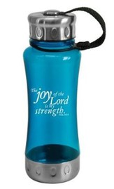 Joy of the Lord Water Bottle