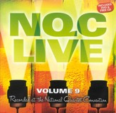 NQC Live, Volume 9 CD/DVD