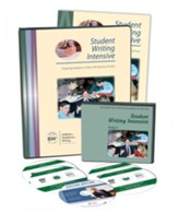 IEW Student Writing Intensive Level A (5 DVDs & Student Materials)