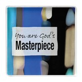 You Are God's Masterpiece Magnet
