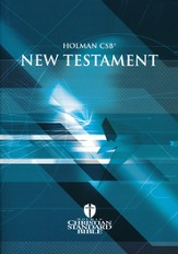 Holman CSB New Testament  - Slightly Imperfect