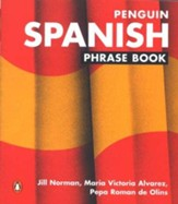 Spanish Phrase Book  - Slightly Imperfect