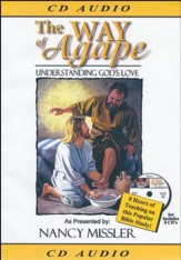 The Way of Agape - Understanding God's Love CD