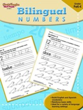 Steck-Vaughn Bilingual: Numbers