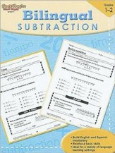 Steck-Vaughn Bilingual: Subtraction
