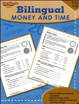Steck-Vaughn Bilingual: Money & Time