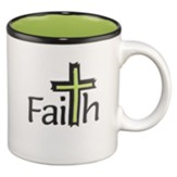 Faith Cross Mug
