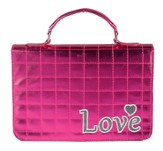 Love Quilted Bible Cover