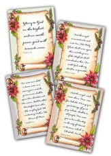 Good Tidings Christmas Cards, Box of 12