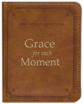 Grace for Each Moment Devotional Book