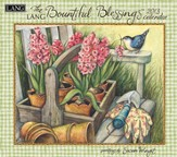 2013 Bountiful Blessings Wall Calendar