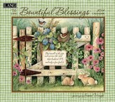 2014 Bountiful Blessings Wall Calendar